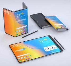 lg foldable smartphone 4