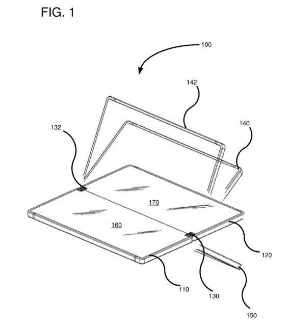 microsoft centaurus patent 2
