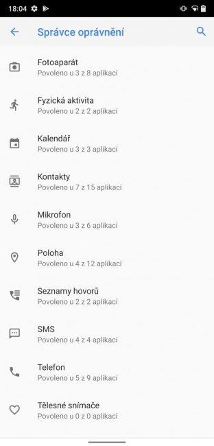 Android 10 Nokia 8 1 19