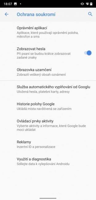 Android 10 Nokia 8 1 21