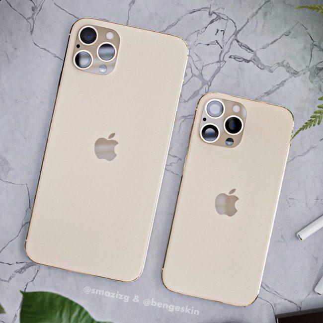 iphone 12 geskin render