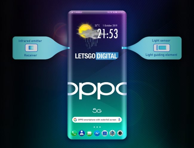 oppo 3d smartphone 2