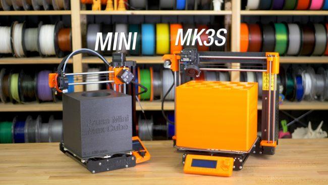 prusa mini 3D 2
