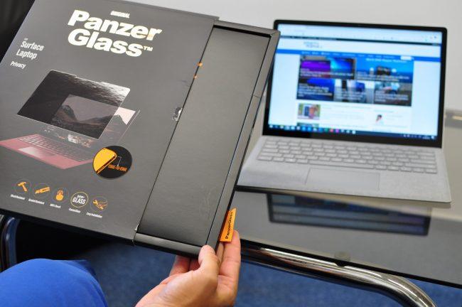 recenze surface panzerglass 2