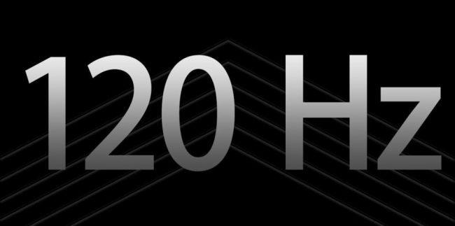 120 Hz