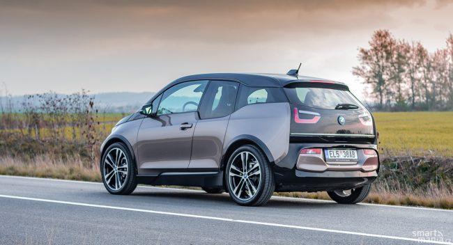 Design BMW i3 je tak nadčasový. Jak se vám líbí?