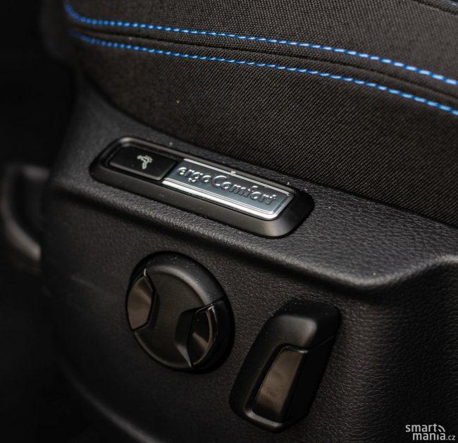 Že je Passat komfortní vůz na dlouhé cesty, to ani nezmiňujeme. S tím každý počítá. Můžou za to i sedadla ErgoComfort s masážní funkcí.