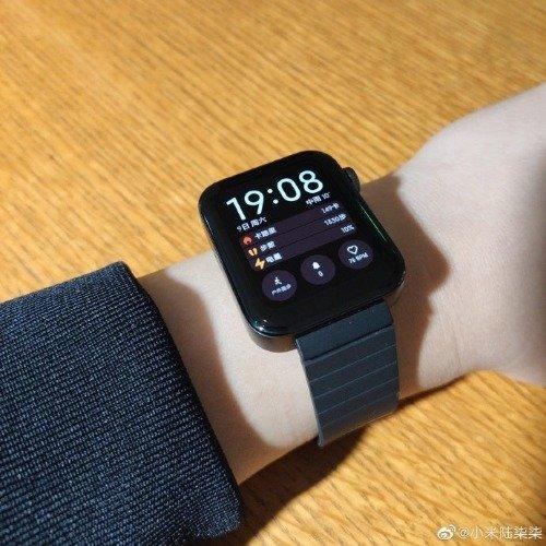 Xiaomi Mi Watch foto