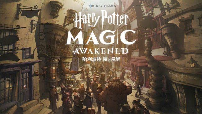 harry potter magic awakened 1