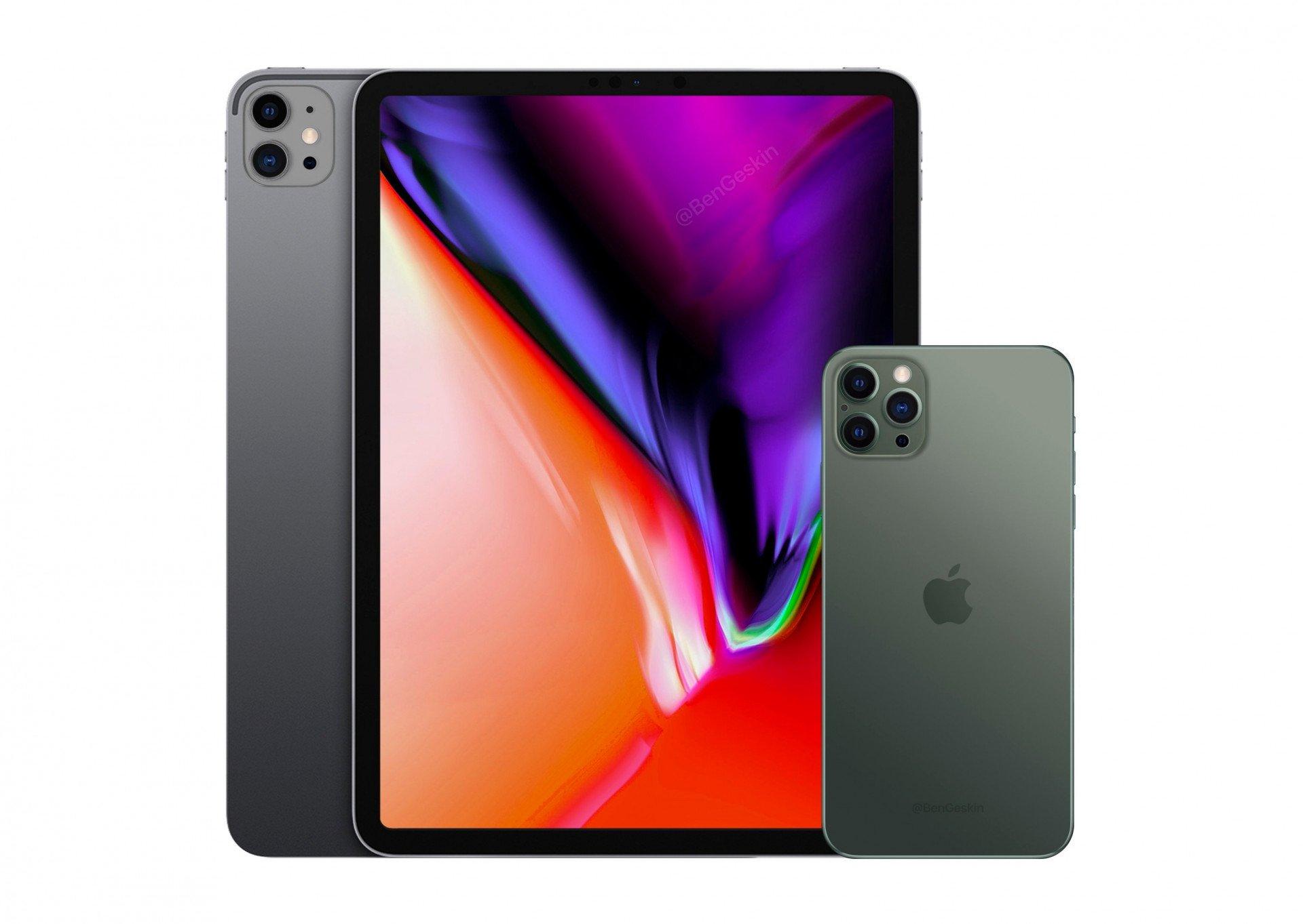 Nový iPad Pro nabídne unikátní technologii. Kdy se dočkáme ...