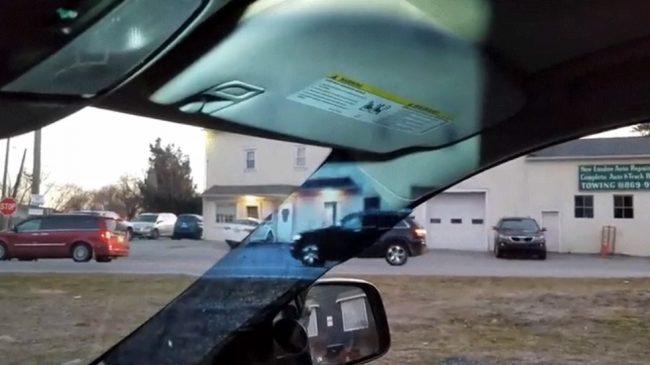 slepy uhel auta soutez