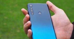 Motorola One Macro recenze