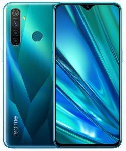 Realme X5 Pro green