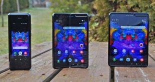 Samsung Galaxy Fold recenze