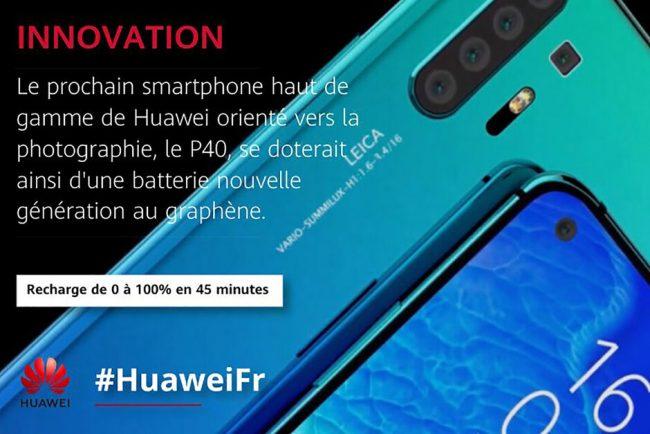 huawei p40 pro graphene battery 2