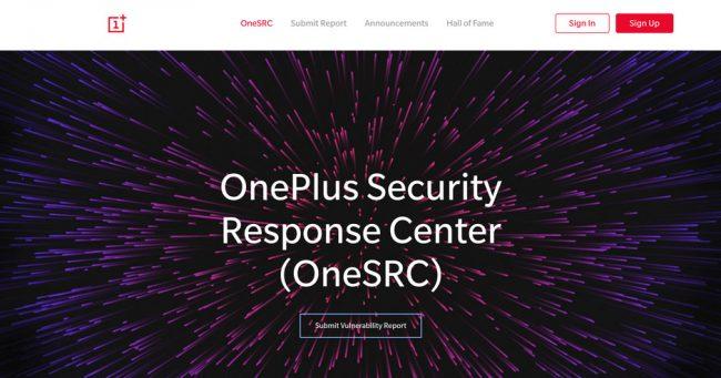 oneplus Bug Report