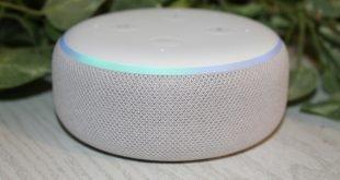 Amazon Echo Dot Alexa recenze