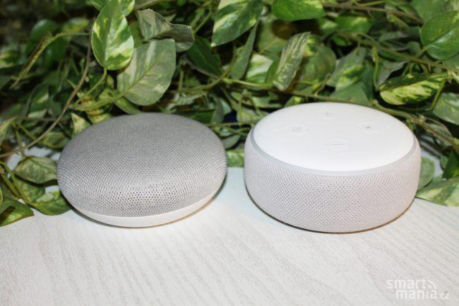 Amazon Google Echo Dot Alexa Home Mini 1
