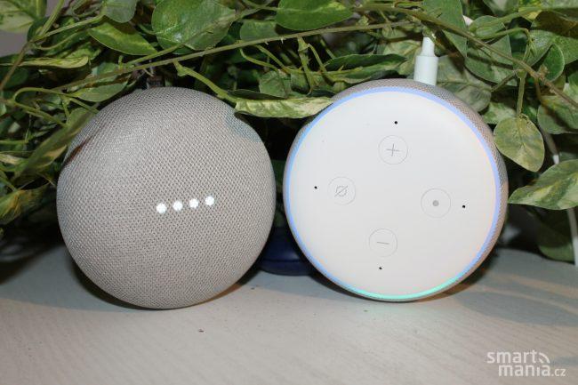 Amazon Google Echo Dot Alexa Home Mini 3