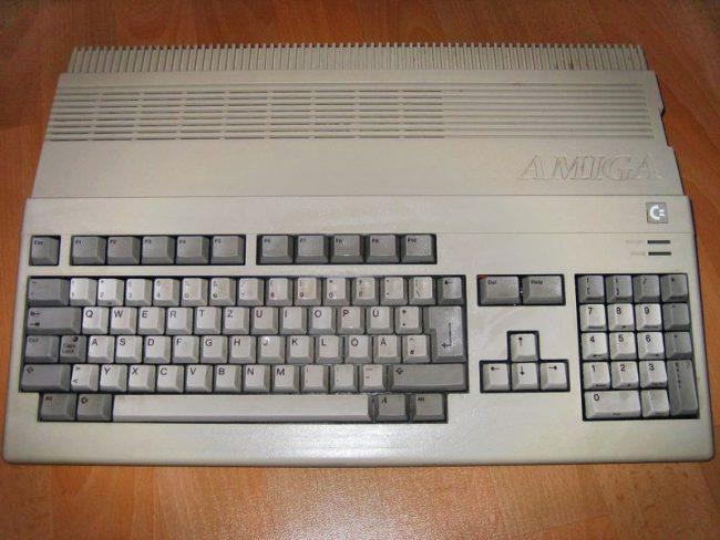 Amiga 500 1987