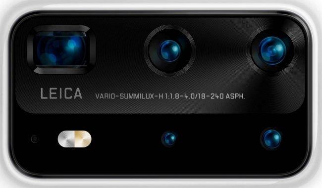 Huawei P40 fotak