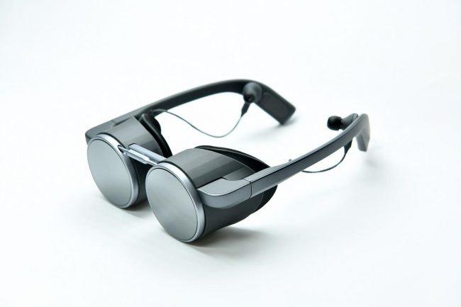 Panasonic 2020 VR brýle 2