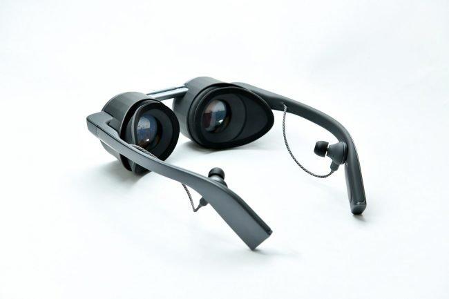 Panasonic 2020 VR brýle 3