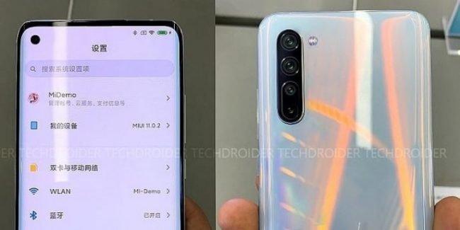 Xiaomi Mi 10 nahled