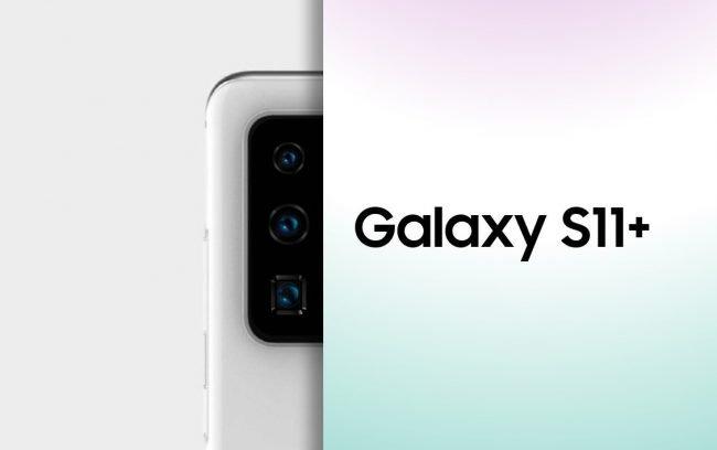 galaxy s11 plus kamera