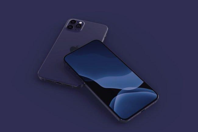 iPhone 12 Pro Navy Blue