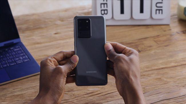 Galaxy S20 Ultra 2