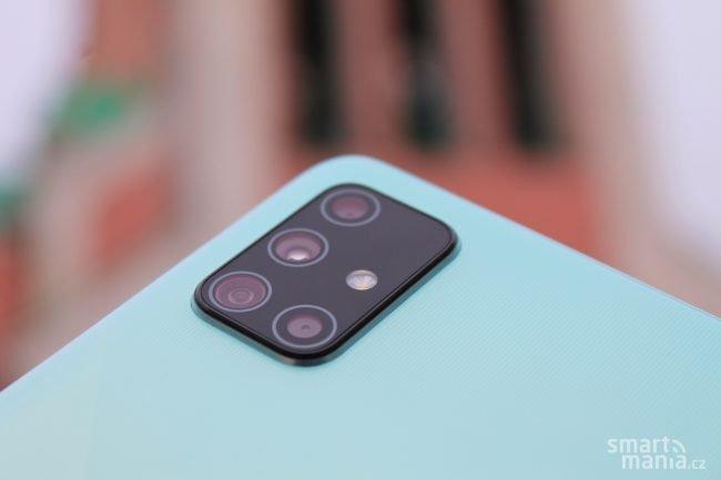 Samsung Galaxy A71 3