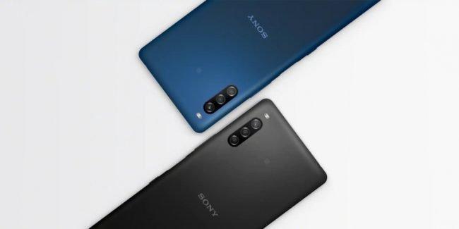 Sony Xperia L4 colors