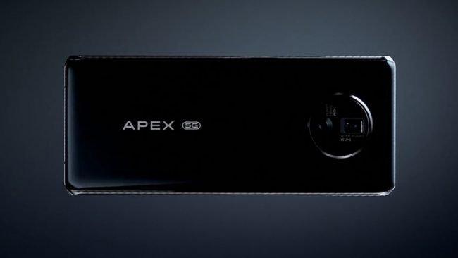Koncept smartphonu VIVO Apex 2020