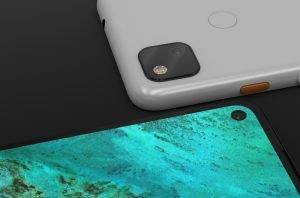 google pixel 4a smartphone render 4