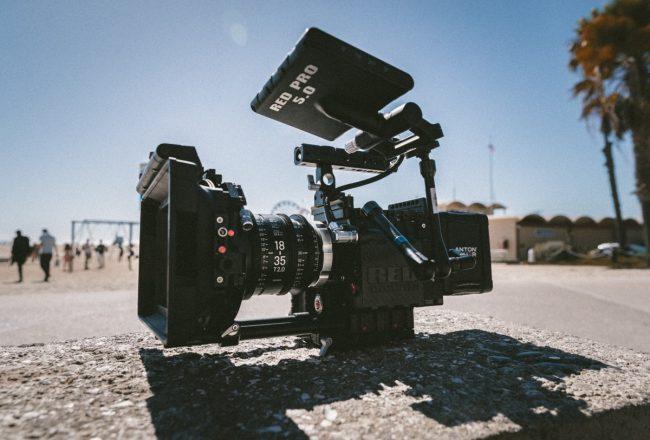 red kamera