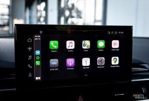Apple CarPlay funguje jen po kabelu. Škoda.