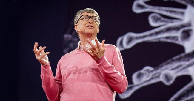 Bill Gates corona