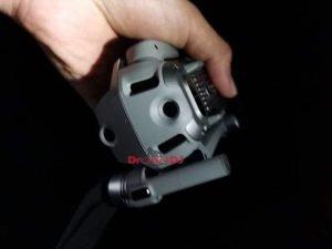 DJI Mavic rear sensors 2