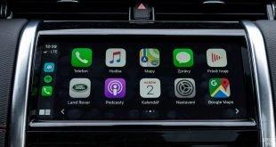 Na velkém displeji je CarPlay vskutku komfortní.