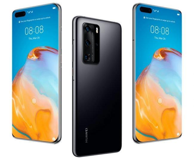Huawei P40 Pro 4