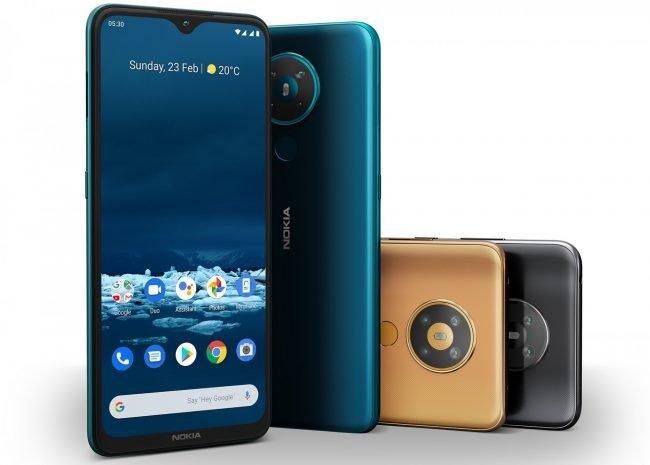 Nokia 5 3