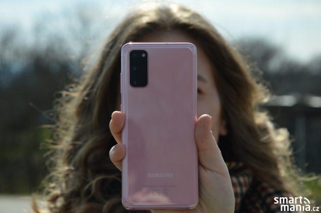 Samsung Galaxy S20 Recenze 22