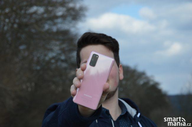 Samsung Galaxy S20 Recenze 24