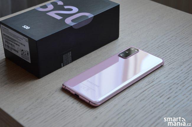 Samsung Galaxy S20 Recenze 31