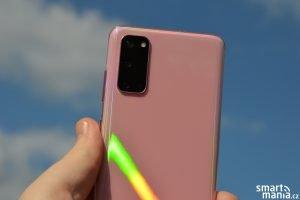 Samsung Galaxy S20 Recenze 35