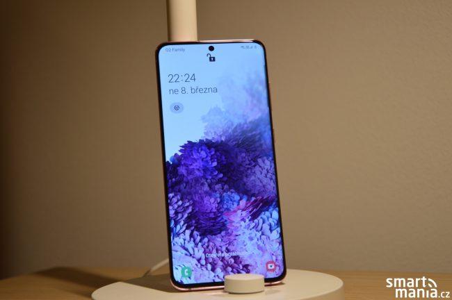 Samsung Galaxy S20 Recenze 38