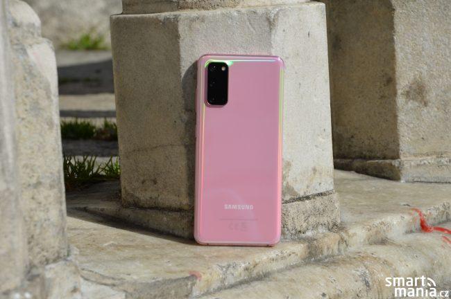 Samsung Galaxy S20 Recenze 39