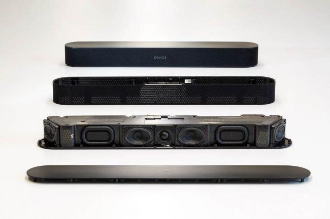 Sonos Beam inside
