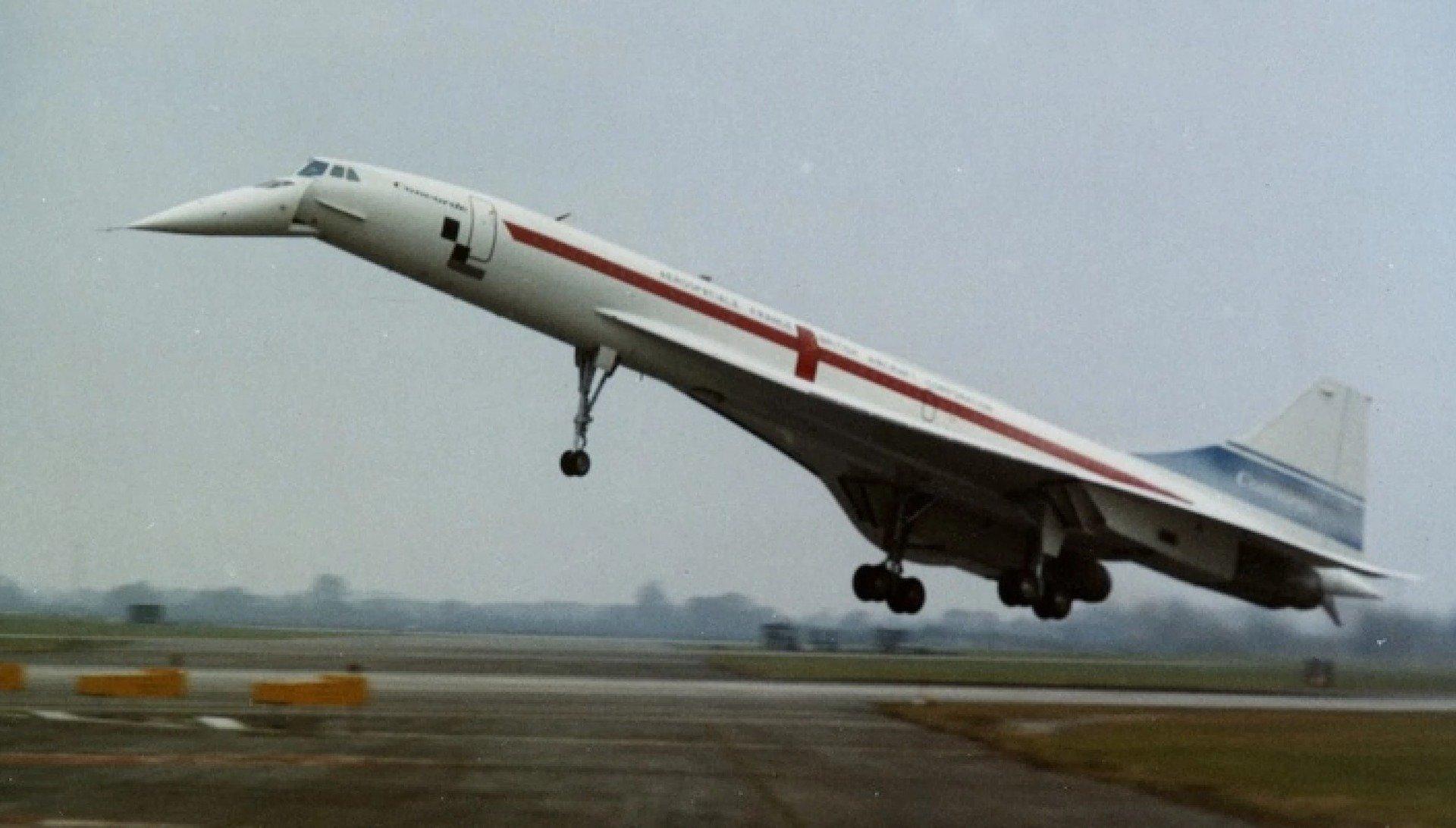 Nadzvukový Concorde od počátku provázely problémy. Nakonec se ale zapsal do historie